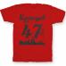 Именная футболка с шрифтом из советских фильмов #73