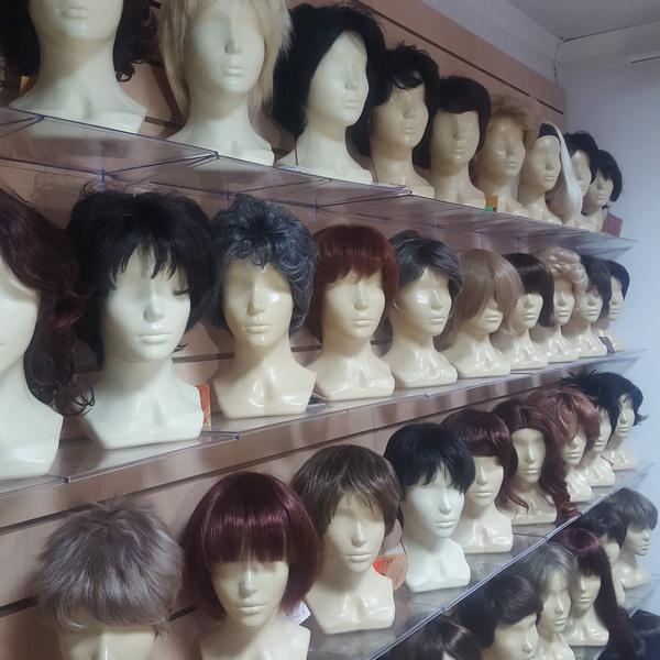 Купить натуральный парик в Москве можно в магазине KiviMart.ru