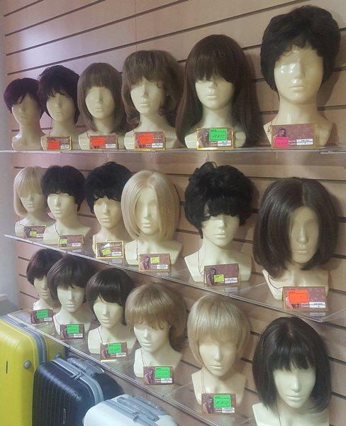 Натуральные парики в Москве в магазине KiviMart.ru
